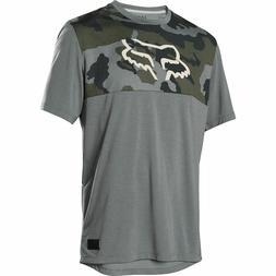 Fox Racing Ranger Dri-Release s/s Short Sleeve Jersey Green