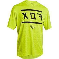 Fox Racing Ranger Jersey - Men's Bars Yellow/Black, XL