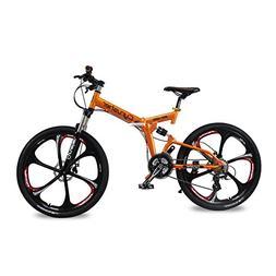 VTSP RD100 Full Suspension Frame Mountain Bike for Man Shima