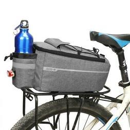 Rear Seat Rack Storage Trunk Bag Pouch Handbag Pannier MTB B