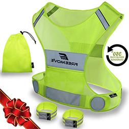 No.1 Reflective Vest Running Gear | YOUR BEST CHOICE TO STAY