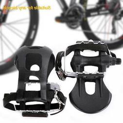 Retro Pedal Bike Parts Toe Clip Components Bicycle Plastic N