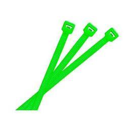 Rie:Sel Design Zip Ties; 25 Pack - Neon Green - CT-003