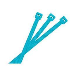 Rie:Sel Design Zip Ties; 25 Pack - Neon Blue - CT-005
