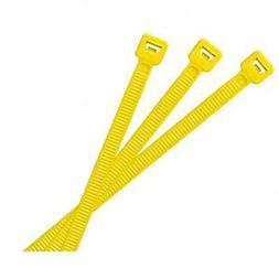 Rie:Sel Design Zip Ties; 25 Pack - Neon Yellow - CT-006