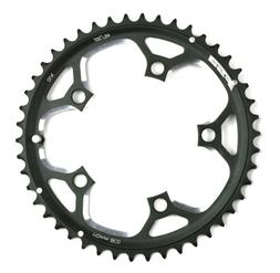 FSA Super Road Chainring, 110x46t, Black