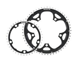 FSA N10/11 Pro Road Bicycle Chainring - 50T x 110 - Black -