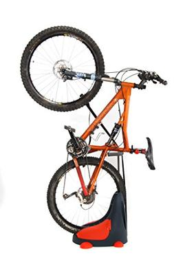 Roll & Store Space Saving Bike Stand For Indoor & Outdoor, S