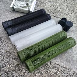 S&M BMX BIKE HODER BTM BLACK or GREEN GRIPS ODI CULT KINK SC