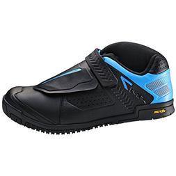 Shimano Men's Sh-Am7 Mountain Bike Shoe, Black, 45