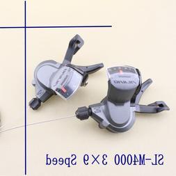 Shimano Alivio M4000 Shifter Lever Set SL-M4000 Rapidfire MT