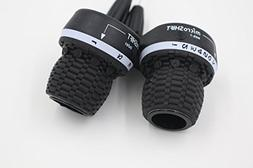 MicroShift 3X7 Speed Shimano Compatible Bicycle Twist Grip S