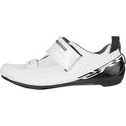 SHIMANO SH-TR5 Cycling Shoe - Men's White; 45