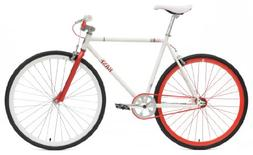 Chill Bikes Single Speed Commuter Fixie Bike Alloy Frame, Ma