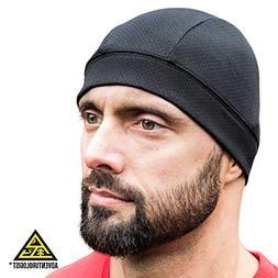 HOLIDAY DEAL! - SKULL CAP  , Best as a Helmet Liner, Great T