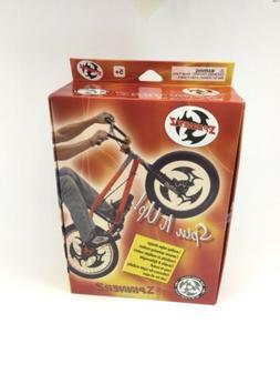 SpinnerZ - Spinners for bike wheels Black or Chrome Bike Acc