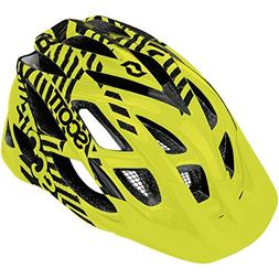 Scott Spunto Helmet - Kids' Yellow Florescent, One Size