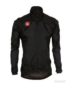 Castelli SQUADRA ER Jacket Lightweight Windproof Cycling Win
