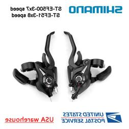 Shimano ST-EF51 ST-EF500 3x7 3x8 Speed Shifters / Brake Leve