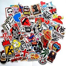 pack of 100pcs Stickers Decals for Laptop,Kids,Cars,Motorcyc