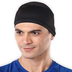 Tough Headwear Sweat-Wicking Helmet Liner Cooling Skull Cap