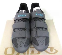 Giro Techne Cycling Shoes - Women's Titanium/Glacier 38