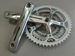 FSA TEMPO 30//42//52 TRIPLE CHAINSET 170mm CRANKS Crank Arm
