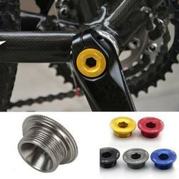 Threads Bike Bicycle Parts Crank Arm Screws Crankset Arm Bol