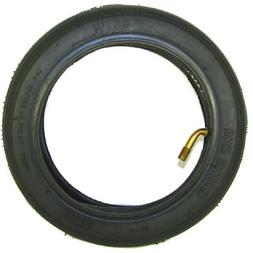 New 8 x 1 1/4 tire and Inner Tube with Bent Valve Stem for A