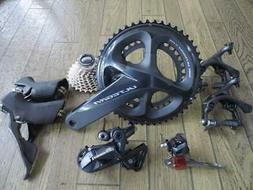 SHIMANO ULTEGRA R8000series Component Set Bicycle Parts Japa