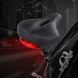 Ultralight Mountain Bike Bicycle Soft Seat Saddle with Tail