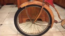 US Royal Chain tread black tires, Pair, New, Prewar Postwar