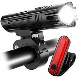USB Lighting Parts & Accessories Rechargeable Bike Set, LED