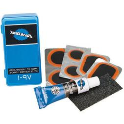 Park Tool Vulcanizing Patch Kit - VP-1 Blue, One Size