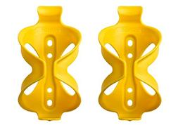 Arundel Sport Water Bottle Cage Yellow, One Size