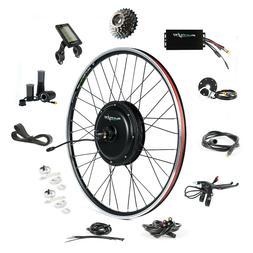 Ebikeling Waterproof e-Bike 48V 1500W 700c Direct Drive Rear