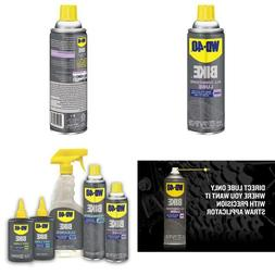 Wd-40 Bike: All-Conditions Lube, Dry Lube, Wet Lube, Bike Wa