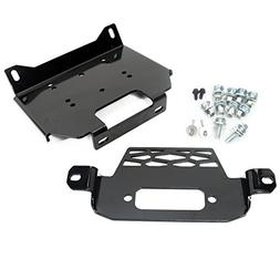 Winch Mount Plate Bracket for Polaris 15-18 RZR900&14-18 RZR