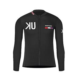 Uglyfrog #02 Mens Winter Cycling Clothes Long Sleeve Jersey