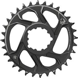 SRAM X-Sync 12-Speed Direct Mount Chainring Black, 36T/6mm O