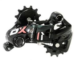 SRAM X01 1 x 11 Speed MTB Bike Rear Derailleur Type 2 Black