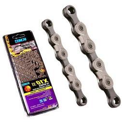 KMC X10.93 10 Speed Chain Trekking Half Nickel Plated Extrem