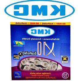 KMC X10 EPT x 116L Chain