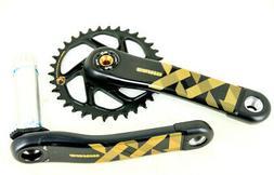 SRAM XX1 Eagle Dub Boost 12 Speed 34T Carbon MTB Bike Cranks