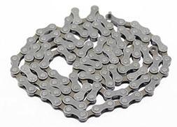 """KMC Z Bicycle Bike Chain 7 / 8 Speed 3/32"""" x 1/2"""" 116 Links"""