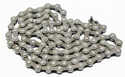"""KMC Z BMX Track Bicycle Chain Single Speed 1/8"""" x 1/2"""" 98 Li"""
