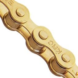 KMCA0 Z410 112 Gold Bicycle Chain