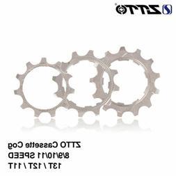 ZTTO MTB Road Bike Cassette Cog 8 9 10 11 Speed 11 12 13T Fr